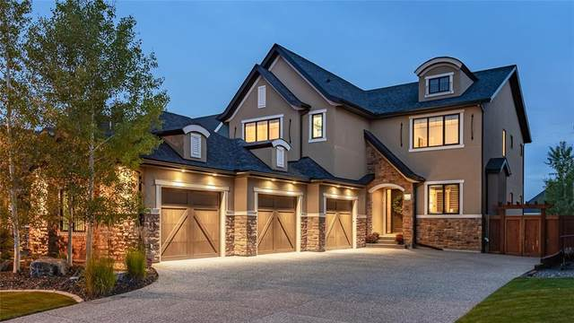 160 Fortress Bay SW, Calgary, AB T3H 4C4 (#C4292040) :: The Cliff Stevenson Group