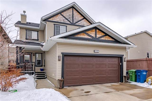 2197 Sagewood Heights SW, Airdrie, AB T4B 3N9 (#C4292042) :: The Cliff Stevenson Group