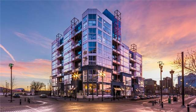 535 8 Avenue SE #101, Calgary, AB T2G 5S9 (#C4292046) :: The Cliff Stevenson Group
