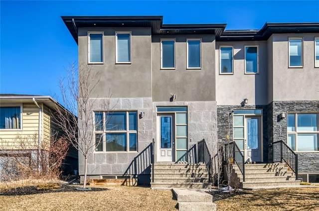 1912 26 Avenue SW, Calgary, AB T2T 1E3 (#C4292062) :: The Cliff Stevenson Group