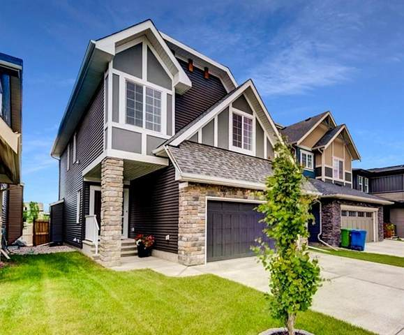 88 Cooperstown Place, Airdrie, AB T4B 3T5 (#C4292073) :: The Cliff Stevenson Group
