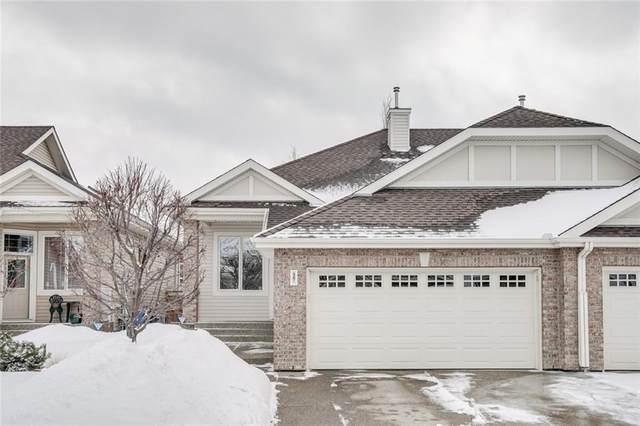 27 West Jensen Place SW, Calgary, AB T3H 5W9 (#C4292107) :: The Cliff Stevenson Group