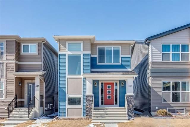 1107 Cornerstone Street NE, Calgary, AB T3N 1G5 (#C4292131) :: The Cliff Stevenson Group