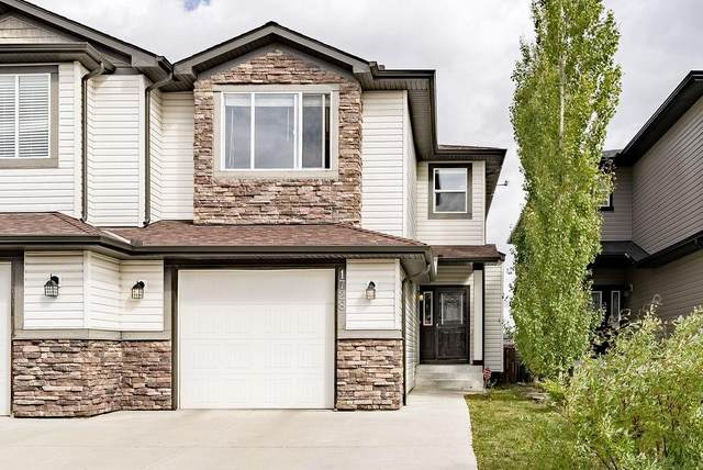 1728 Luxstone Drive SW, Airdrie, AB T4B 0H4 (#C4292142) :: The Cliff Stevenson Group