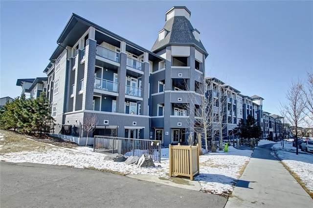 25 Auburn Meadows Avenue SE #401, Calgary, AB T3M 2L3 (#C4292158) :: The Cliff Stevenson Group