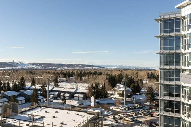 16 Varsity Estates Circle NW #1106, Calgary, AB T3A 2C5 (#C4292170) :: The Cliff Stevenson Group