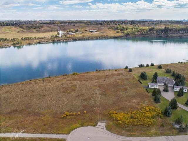 126 Emerald Bay, Rural Rocky View County, AB T3Z 1E2 (#C4292171) :: The Cliff Stevenson Group