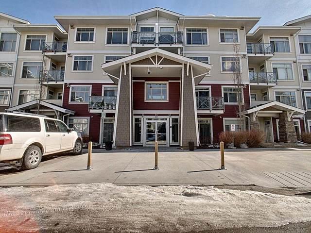22 Auburn Bay Link SE #215, Calgary, AB T3M 1Z8 (#C4292173) :: The Cliff Stevenson Group
