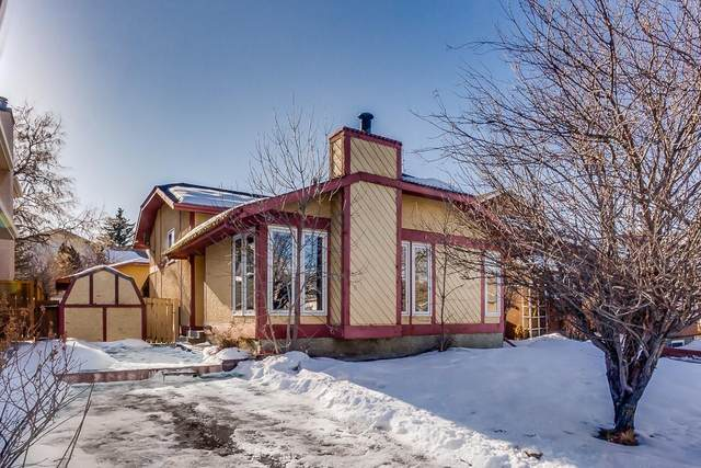 216 Mckerrell Way SE, Calgary, AB T2Z 1N8 (#C4292178) :: Canmore & Banff