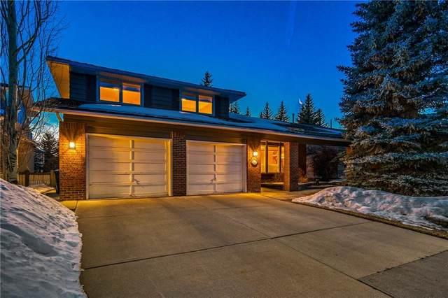 67 Woodacres Drive SW, Calgary, AB T2W 4V8 (#C4292191) :: Canmore & Banff