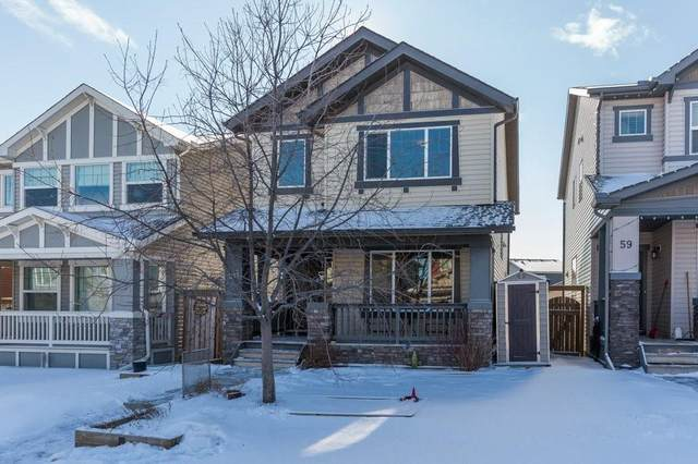 55 Sage Hill Way NW, Calgary, AB T3R 0G8 (#C4292203) :: The Cliff Stevenson Group