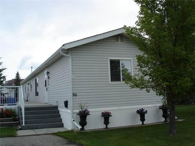 5210 65 Avenue #56, Olds, AB T4H 1W5 (#C4292205) :: Redline Real Estate Group Inc