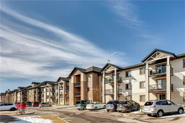 16969 24 Street SW #1318, Calgary, AB T2Y 0H9 (#C4292209) :: The Cliff Stevenson Group