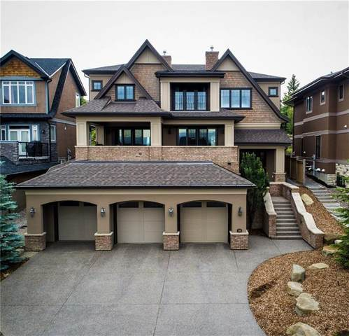 40 Spring Willow Terrace SW, Calgary, AB T3H 0G2 (#C4292251) :: The Cliff Stevenson Group