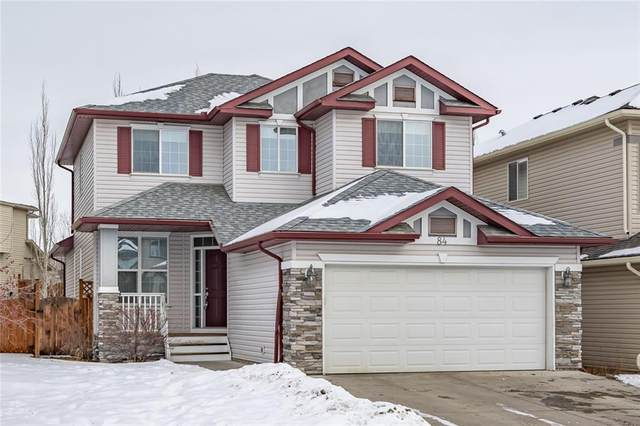 84 Everoak Circle SW, Calgary, AB T2Y 0A1 (#C4292255) :: The Cliff Stevenson Group