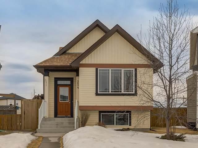 254 Copperstone Grove SE, Calgary, AB T2Z 4X9 (#C4292258) :: The Cliff Stevenson Group
