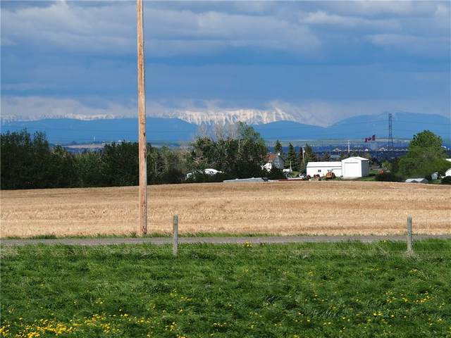 230182 Range Roas 283A Road E, Rural Rocky View County, AB T1X 0G9 (#C4292273) :: Redline Real Estate Group Inc