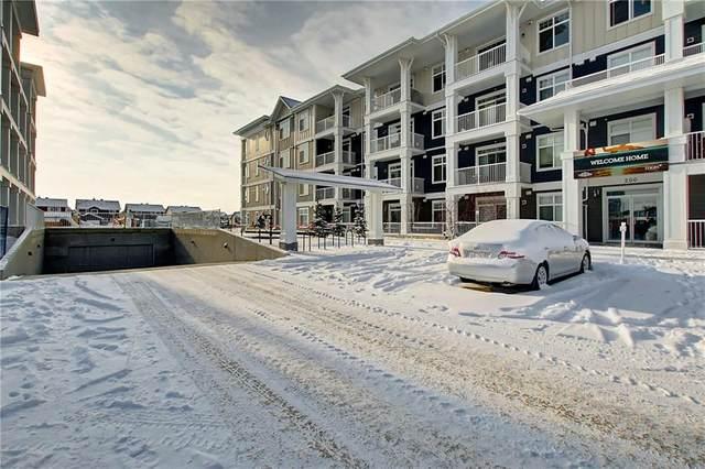 200 Auburn Meadows Common SE #408, Calgary, AB  (#C4292278) :: The Cliff Stevenson Group