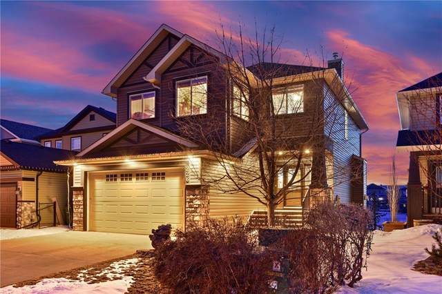 226 Sagewood Grove SW, Airdrie, AB T4B 3B1 (#C4292290) :: The Cliff Stevenson Group
