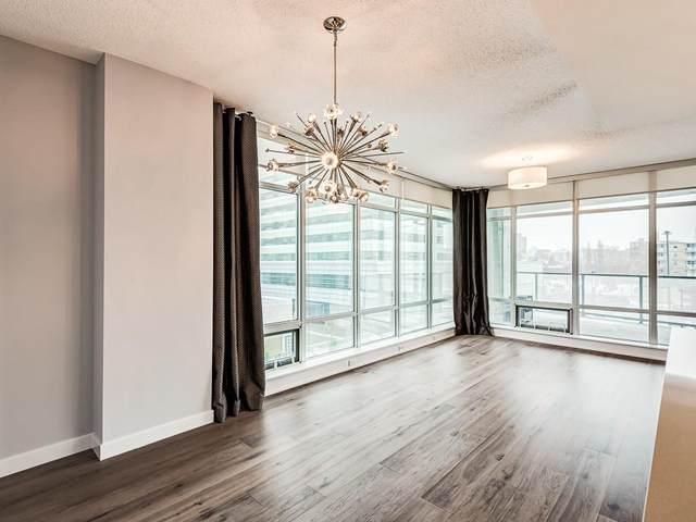 530 12 Avenue SW #305, Calgary, AB T2R 0B1 (#C4292295) :: The Cliff Stevenson Group