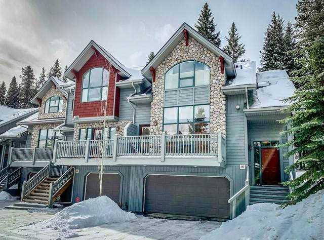 200 Prospect Heights #157, Canmore, AB T1W 3A3 (#C4292310) :: Canmore & Banff