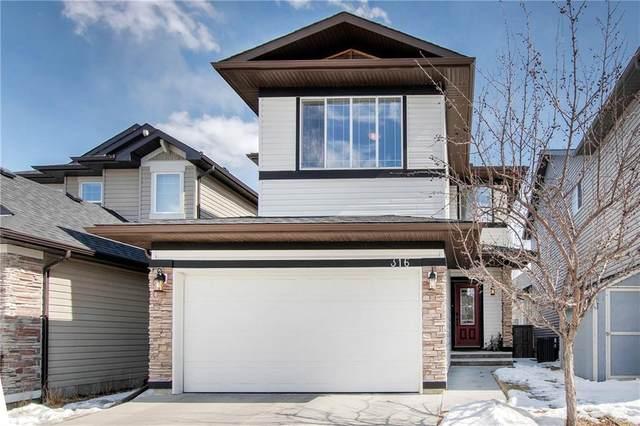 316 Everoak Drive SW, Calgary, AB T2Y 0A4 (#C4292311) :: The Cliff Stevenson Group