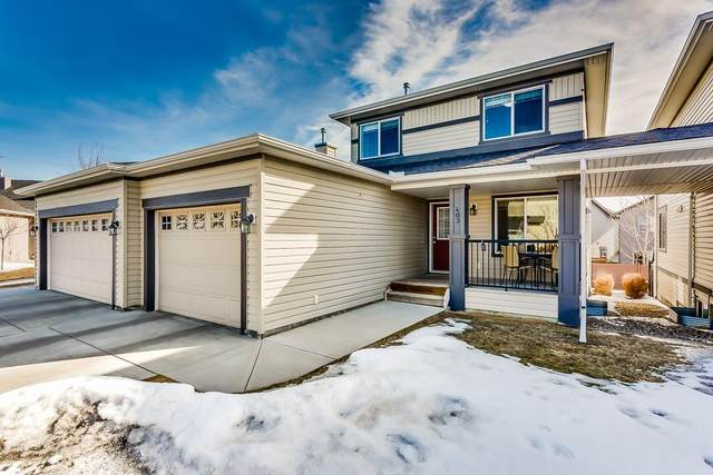 2384 Sagewood Gate SW #403, Airdrie, AB T4B 0K7 (#C4292314) :: The Cliff Stevenson Group