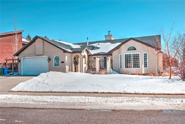 5 Varsity Estates View NW, Calgary, AB T3B 5J7 (#C4292322) :: The Cliff Stevenson Group