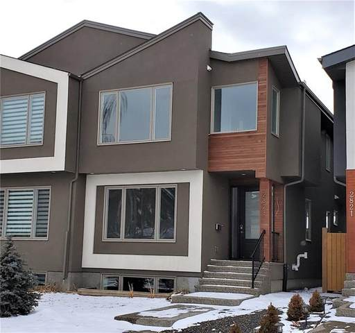 2823 25A Street SW, Calgary, AB T3E 1Z5 (#C4292344) :: Calgary Homefinders
