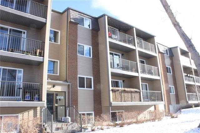 2508 17 Street SW #204, Calgary, AB T2T 4M8 (#C4292348) :: The Cliff Stevenson Group