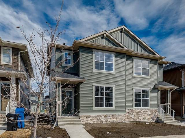 78 Evanston Hill(S) NW, Calgary, AB T3P 1J6 (#C4292356) :: Redline Real Estate Group Inc