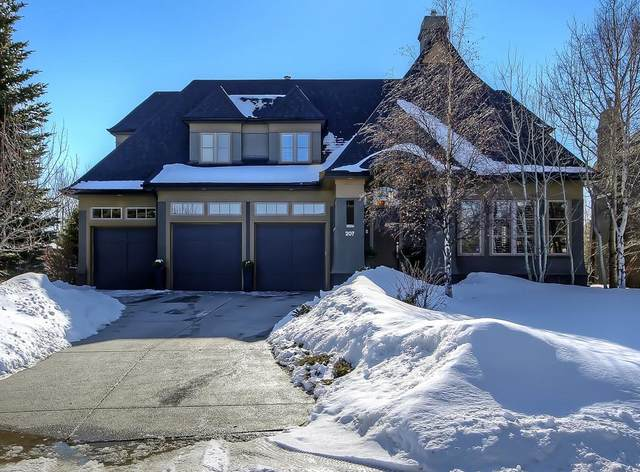 207 Snowberry Circle SW, Rural Rocky View County, AB  (#C4292360) :: The Cliff Stevenson Group
