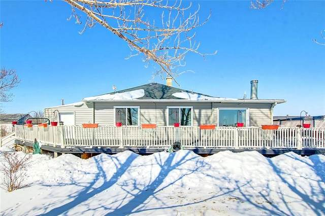 245042 Township Road 150 Road, Rural Vulcan County, AB T0L 2B0 (#C4292363) :: The Cliff Stevenson Group