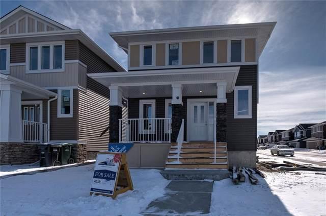167 Redstone Avenue NE, Calgary, AB T3N 0V5 (#C4292374) :: Calgary Homefinders