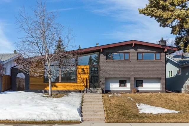 10627 Waneta Crescent SE, Calgary, AB T2J 1J5 (#C4292394) :: The Cliff Stevenson Group