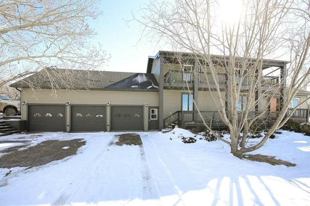 138 Wacker Avenue, Swalwell, AB T0M 1Y0 (#C4292408) :: Western Elite Real Estate Group