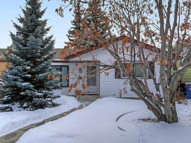 436 Berkley Crescent NW, Calgary, AB T3K 1A8 (#C4292412) :: The Cliff Stevenson Group
