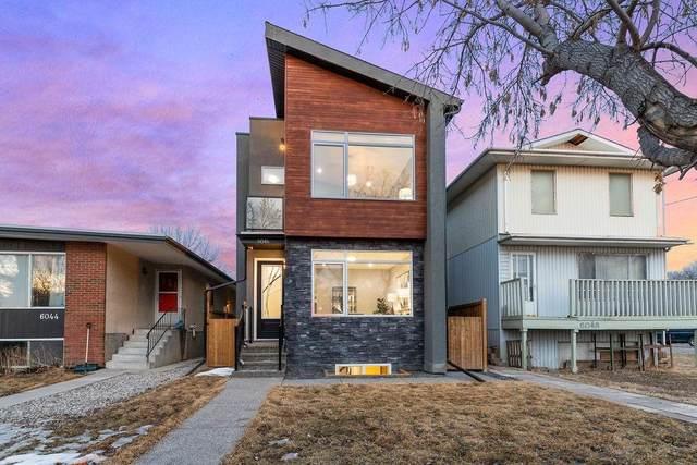 6046 18 Street SE, Calgary, AB T2C 0M1 (#C4292425) :: The Cliff Stevenson Group