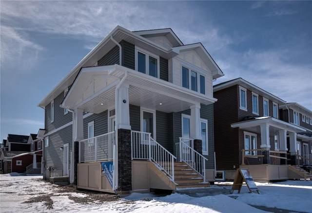 195 Redstone Avenue NE, Calgary, AB T3N 0V6 (#C4292428) :: Calgary Homefinders