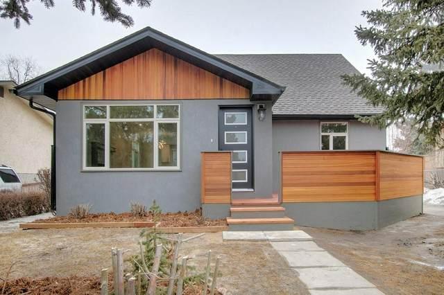 3252 Oakwood Drive SW, Calgary, AB T2V 0J9 (#C4292459) :: The Cliff Stevenson Group