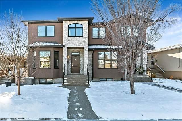 421 54 Avenue SW, Calgary, AB T2V 0C6 (#C4292476) :: Redline Real Estate Group Inc