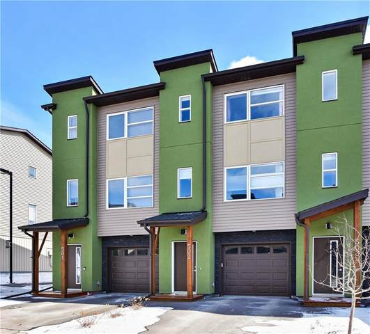 2461 Baysprings Link SW #502, Airdrie, AB  (#C4292517) :: The Cliff Stevenson Group