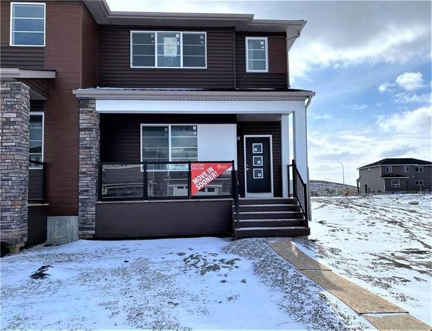 471 Cornerstone Ave NE, Calgary, AB T3N 1S1 (#C4292521) :: The Cliff Stevenson Group