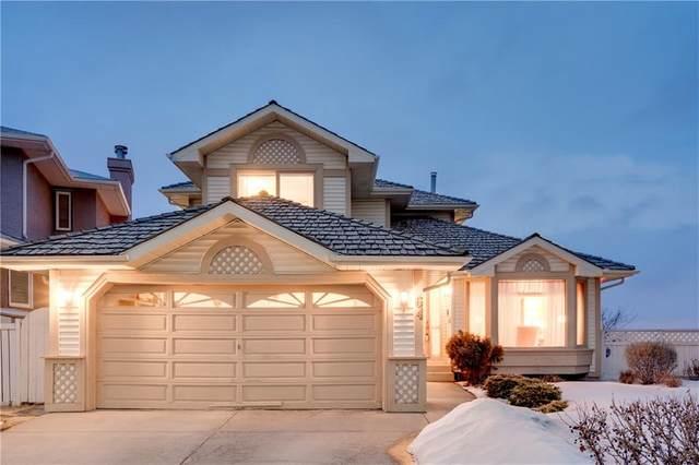 64 Christie Park Hill(S) SW, Calgary, AB T3H 2V4 (#C4292534) :: The Cliff Stevenson Group