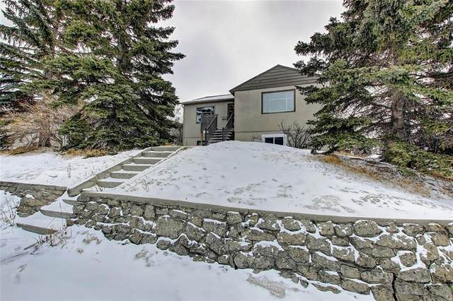 1439 23 Avenue NW, Calgary, AB T2M 1T9 (#C4292537) :: The Cliff Stevenson Group