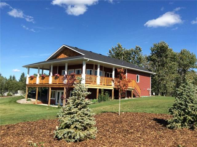 19-30051 Hwy 22, Rural Mountain View County, AB T0M 2E0 (#C4292548) :: Redline Real Estate Group Inc