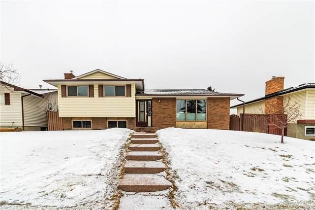 4855 Rundlewood Drive NE, Calgary, AB T1Y 2N9 (#C4292565) :: Calgary Homefinders