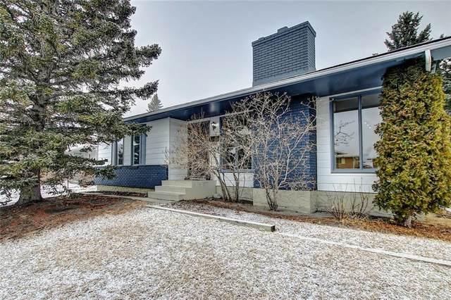 224 Silvercreek Way NW, Calgary, AB T3B 4H5 (#C4292595) :: Calgary Homefinders