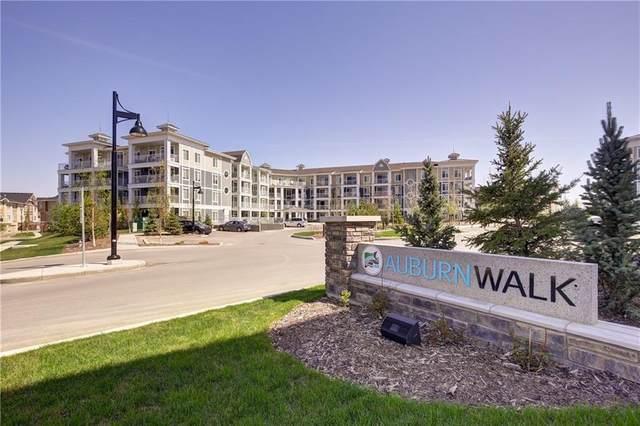 130 Auburn Meadows View SE #209, Calgary, AB T3M 2P3 (#C4292614) :: Redline Real Estate Group Inc