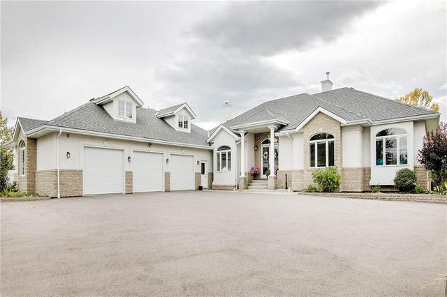 83 Westview Estates, Rural Rocky View County, AB T3Z 2S8 (#C4292616) :: Calgary Homefinders